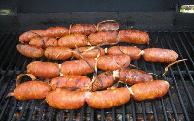 Salvadorean Sausages