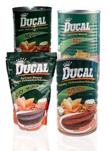 frijoles ducal