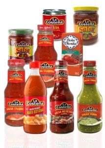 salsas goya