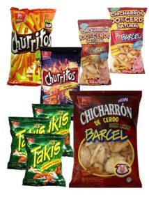 snacks barcel