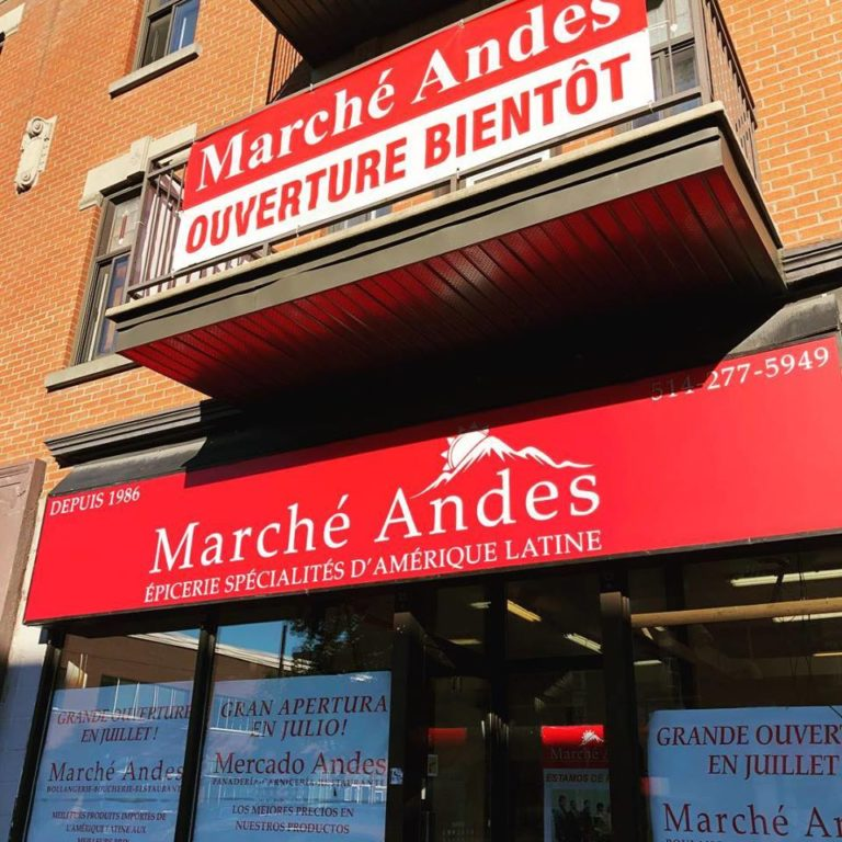 Marche Andes