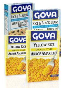 arroz goya