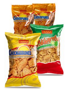 chicharrones diana