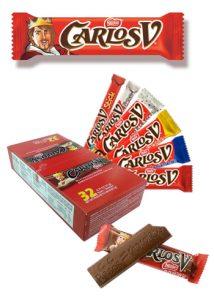 chocolatina carlos v