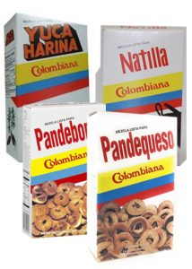 harinas colombianas